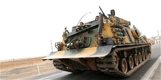 Frenar a los kurdos, razón de la ofensiva de Turquía en Siria