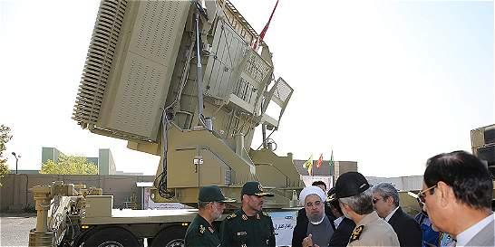 Irán despliega sistema antiaéreo ruso para proteger central nuclear