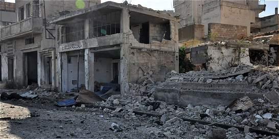 Se registran múltiples atentados en Siria