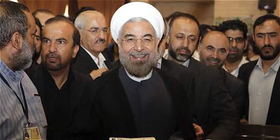 Rohaní asegura que Irán no va a renegociar acuerdo nuclear por Trump