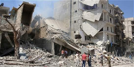 EE. UU. y Rusia acuerdan tregua en Siria