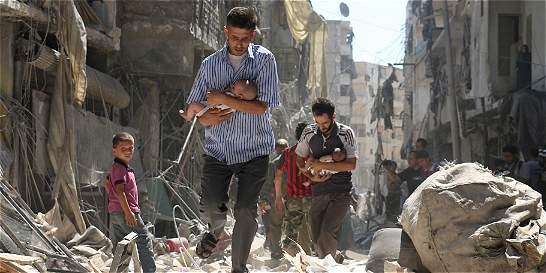 Tres obstáculos claves que enfrenta la tregua en Siria