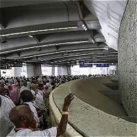Musulmanes de todo el mundo celebran la festividad de Eid al-Adha