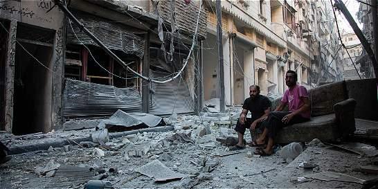 Ataque de EE. UU. en Siria complica el panorama para una tregua