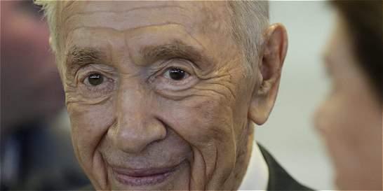 El expresidente israelí Shimon Peres está 'entre la vida y la muerte'
