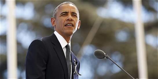 Obama pide a Israel a retomar el camino de la paz en funeral de Peres
