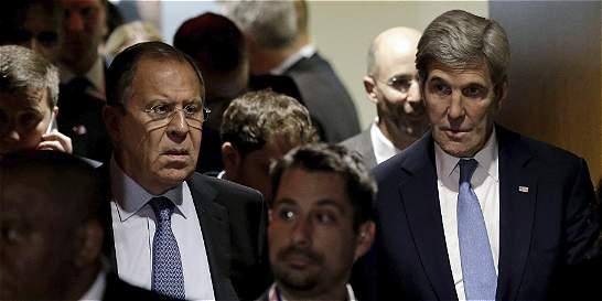 EE. UU. dice que no abandonará proceso de paz en Siria