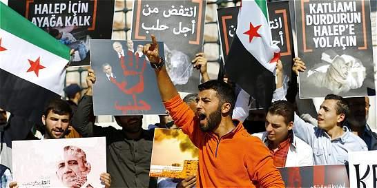 'Nadie podrá romper el pulso de fuerza de Putin en Siria'