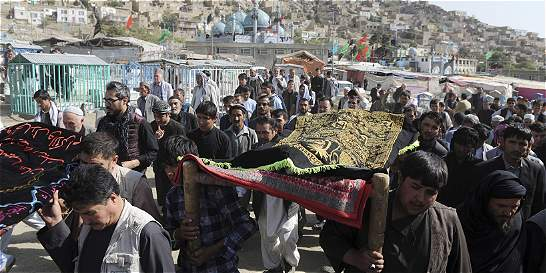 Estado Islámico reivindica ataque suicida en Kabul, capital afgana