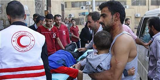 Rusia detiene bombardeos contra Alepo para permitir evacuar a civiles