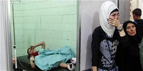 Siria: un drama de casi seis años y sin ninguna señal de pronto final