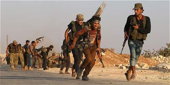 El rompecabezas geopolítico que alimenta el conflicto en Siria