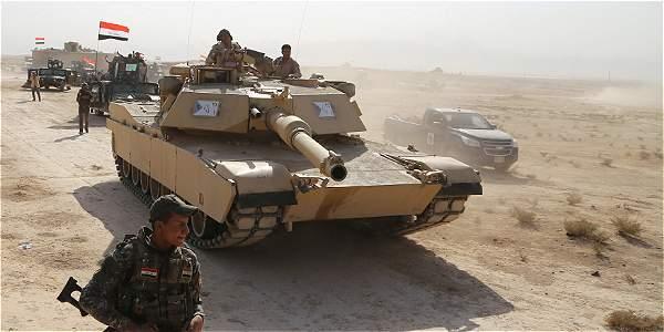 Ofensiva en Mosul