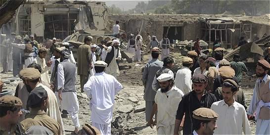En Afganistán el grupo Estado Islámico asesinó a 30 personas