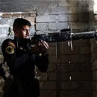 Ataques químicos y suicidas enfrenta retoma de Mosul