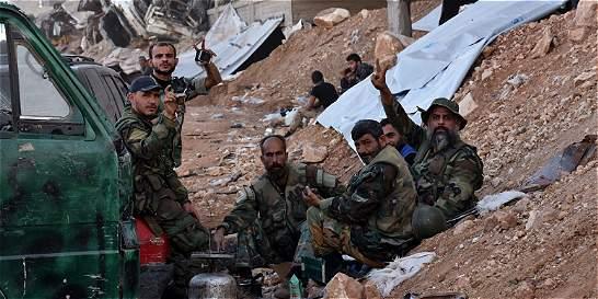 Rusia pide misión en Siria para investigar uso de armas químicas