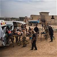 La ONU introduce el primer convoy de ayuda humanitaria en Mosul