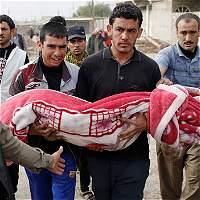 Mueren 4 civiles en ataques del EI con morteros en el este de Mosul