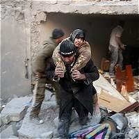 En dos años, lucha contra el grupo EI dejan 6.455 muertos en Siria