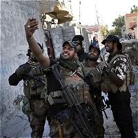 Las fuerzas iraquíes aislaron completamente Mosul