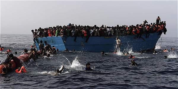 Los recién llegados provienen en su mayoría de Nigeria (35.700), Eritrea (20.000), Guinea (12.300), Costa de Marfil (11.400) y Gambia (11.000), así como de otros países de África subsahariana.