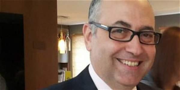 Marco Sermoneta, embajador de Israel en Colombia
