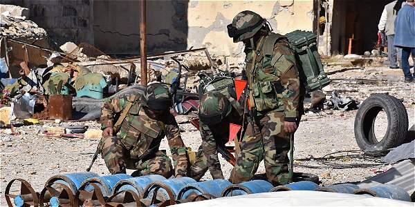 Desde el 15 de noviembre, Alepo es objetivo de una ofensiva de las fuerzas armadas sirias y de sus aliados que pretenden expulsar a los opositores del este de la localidad.