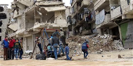 Alepo es el primer gran trofeo de Bashar Al Asad en 5 años de guerra