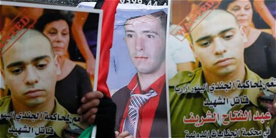 Declaran culpable a soldado israelí que disparó contra un palestino