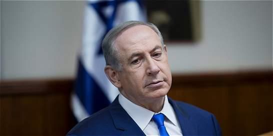 Policía de Israel examina grabación de Netanyahu con jefe de periódico
