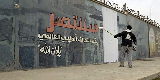 Miembros del Estado Islámico murieron después de un bombardeo en Siria