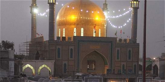 Al menos 70 muertos por atentado en un templo sufí de Pakistán