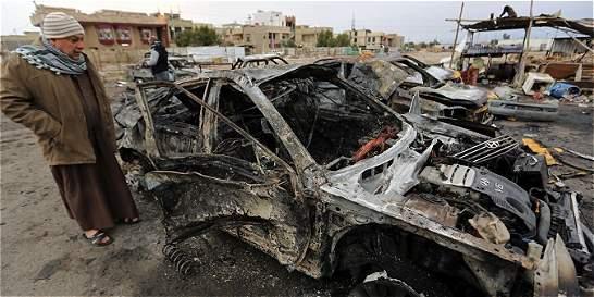 Bagdad sufre tercer ataque del Estado Islámico en menos de una semana