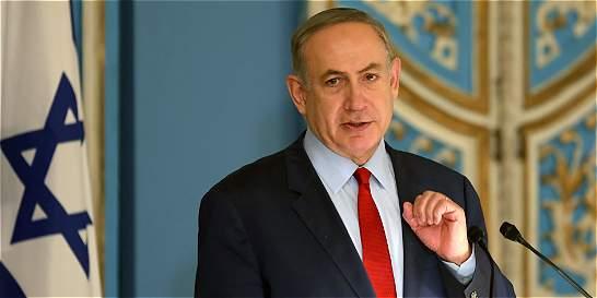 Netanyahu anuncia formación de un comité israelo-estadounidense