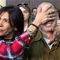 Condena de 18 meses a soldado israelí expone fracturas de sociedad