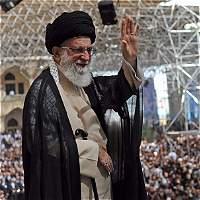 """Guía supremo de Irán califica a Israel de """"tumor canceroso"""""""