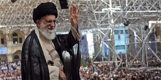 Guía supremo de Irán califica a Israel de