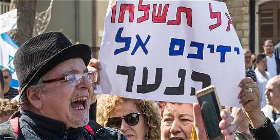ONU afirma que sentencia a soldado israelí es 'inaceptable' e impune