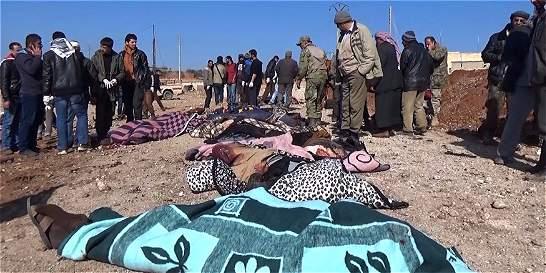 51 muertos por explosión cerca de la ciudad siria Al Bab