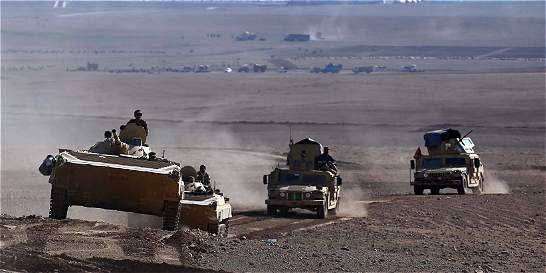 Jefe máximo del grupo Estado Islámico habría abandonado Mosul