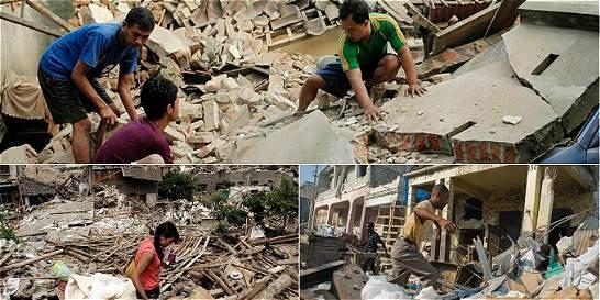 Los terremotos más devastadores de los últimos diez años