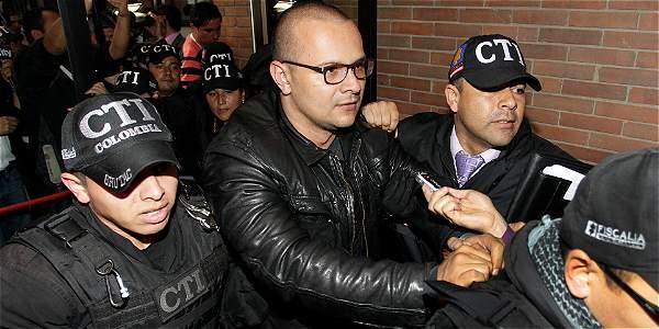 Andrés Sepúlveda fue capturado el 5 de mayo pasado.