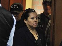 Así fue la entrega de María del Pilar Hurtado a la justicia colombiana