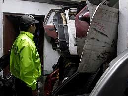 La mitad de repuestos que se usan en el país son de vehículos robados