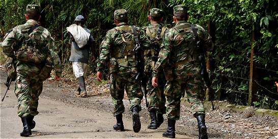 La Fiscalía ordena la captura de 22 militares por 'falsos positivos'