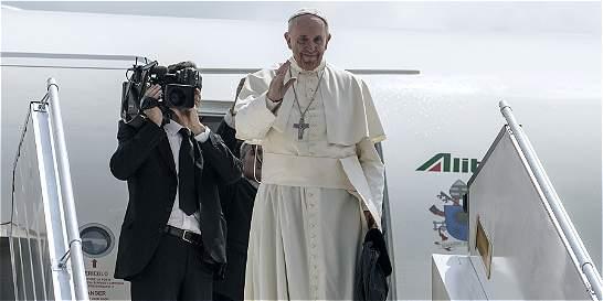 Confirman que visita del Papa será en el primer semestre del 2017