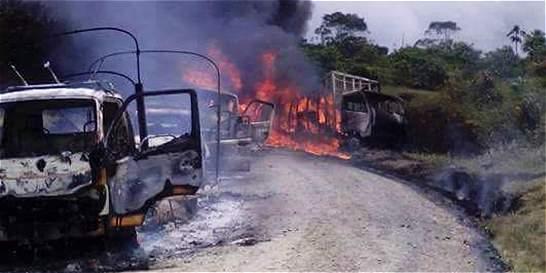'Clan Úsuga' niega estar involucrado en muertes de líderes sociales