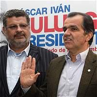Unidad Nacional insistió en renuncia de Óscar Iván Zuluaga
