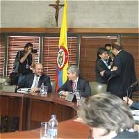 Cortes y Fiscal manifestaron al Gobierno preocupaciones sobre reforma