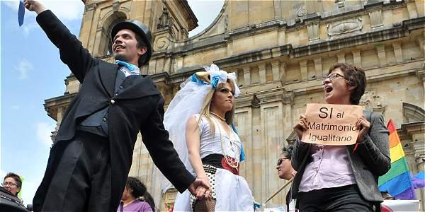 ¿Es posible que se acoja petición del Gobierno sobre matrimonio gay?